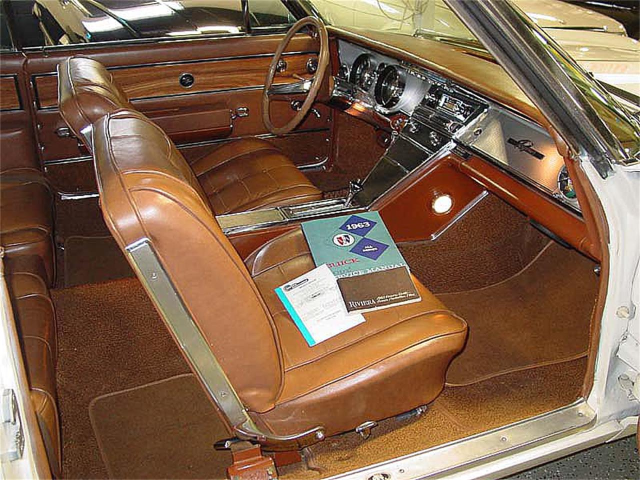 Large Picture of 1963 Riviera located in colorado springs Colorado Offered by Auto Gallery Colorado  - LOVX