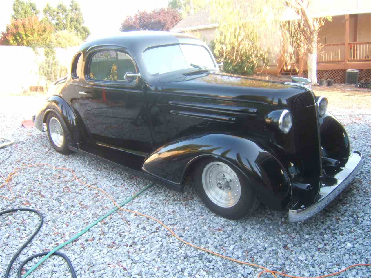 Large Picture of '36 Business Coupe - LOW6