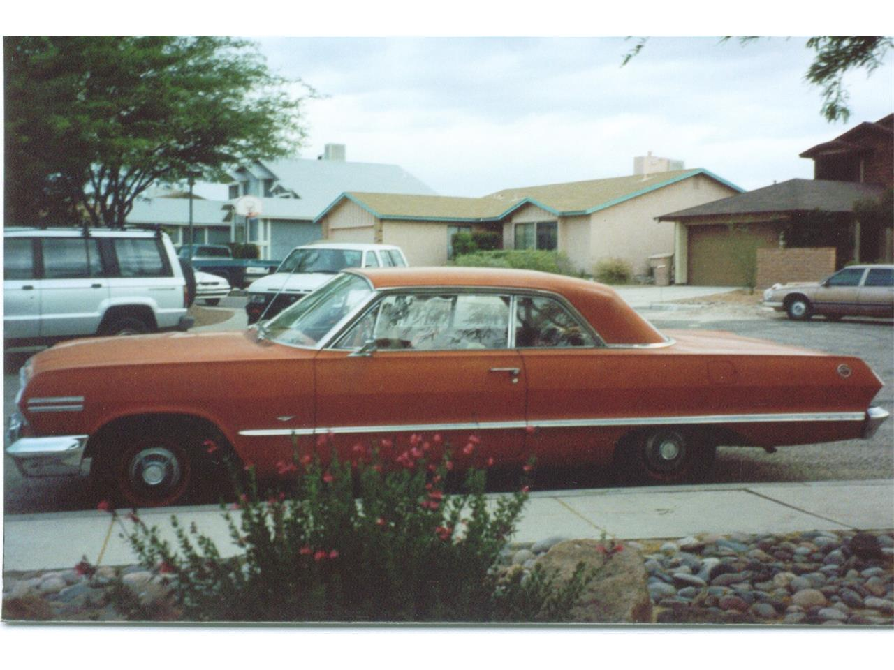 Large Picture of '63 Impala - LOWL