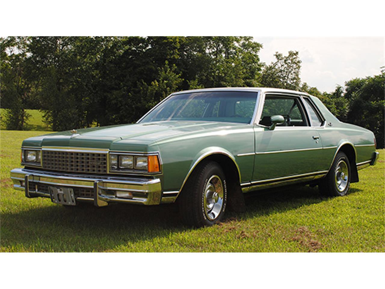 1978 Chevrolet Impala For Sale Classiccars Com Cc 1012070