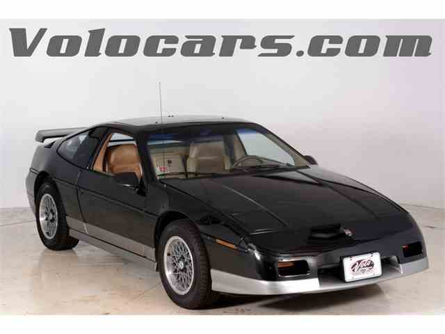 Picture of '86 Fiero - LOXQ