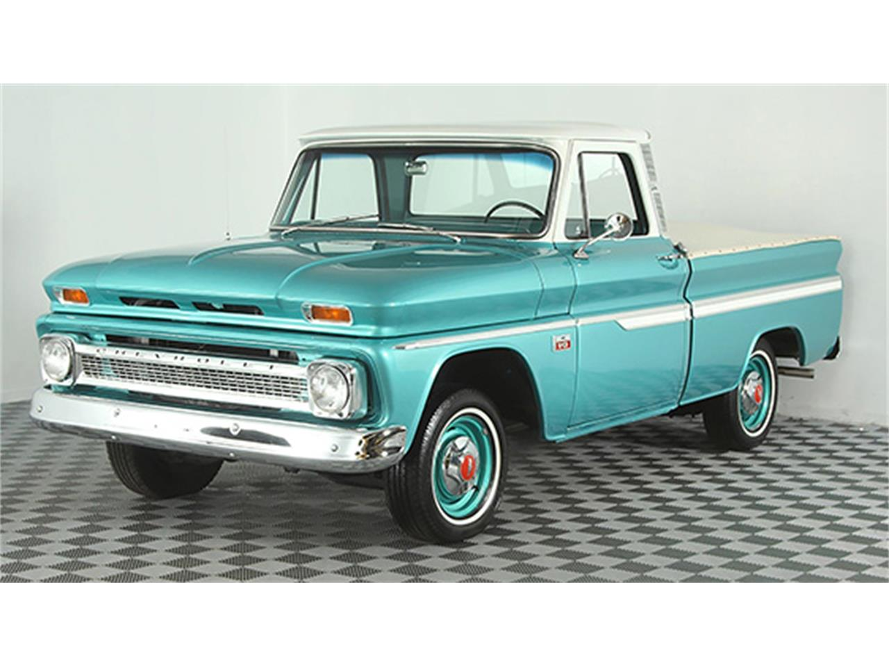 1966 Chevrolet C10 189 Ton Pickup For Sale Cc Pick Up Large Picture Of 66 Loxs