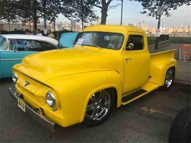 Picture of '54 F100 - LOZ7
