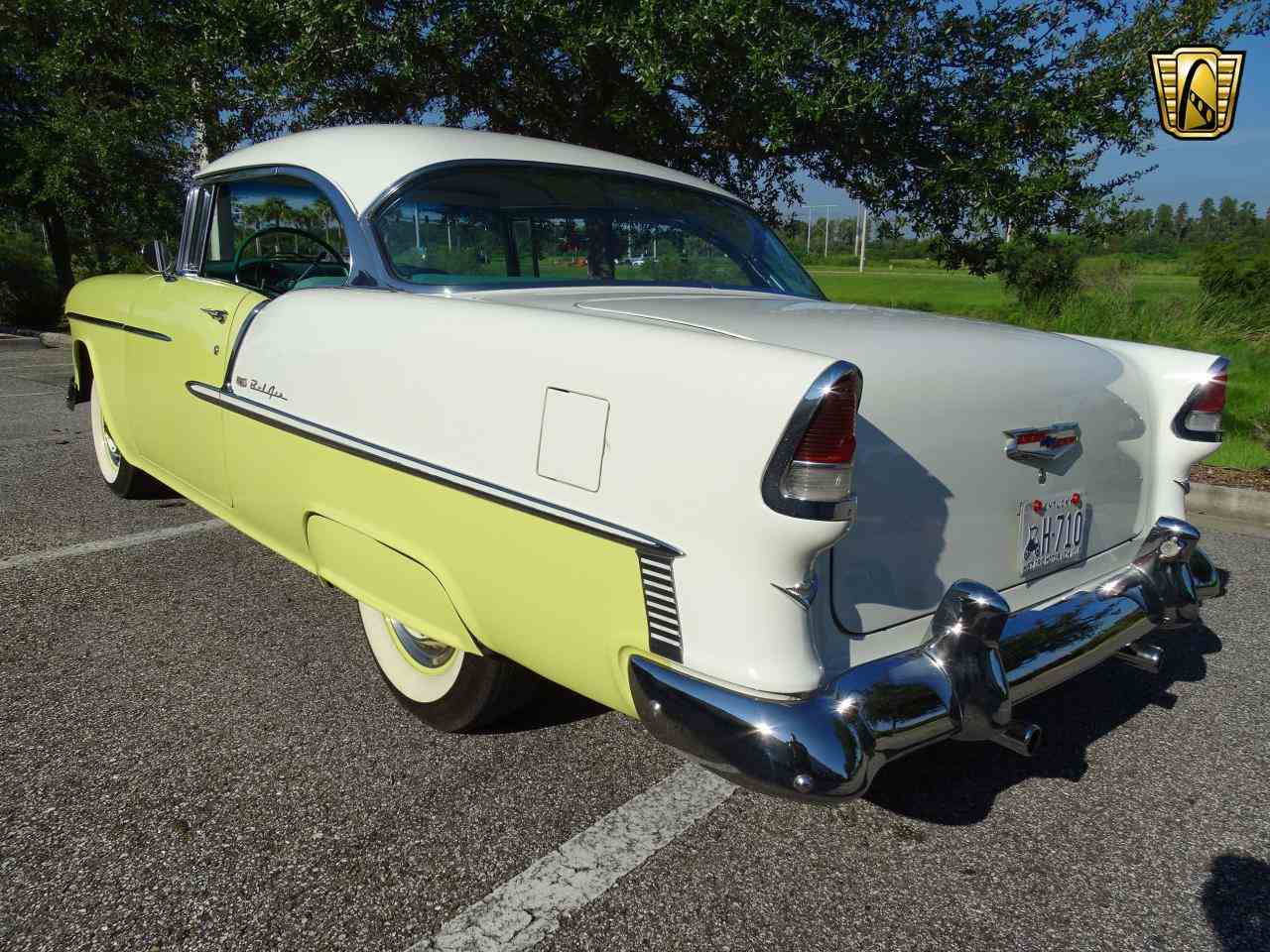Large Picture of '55 Bel Air - LOZN