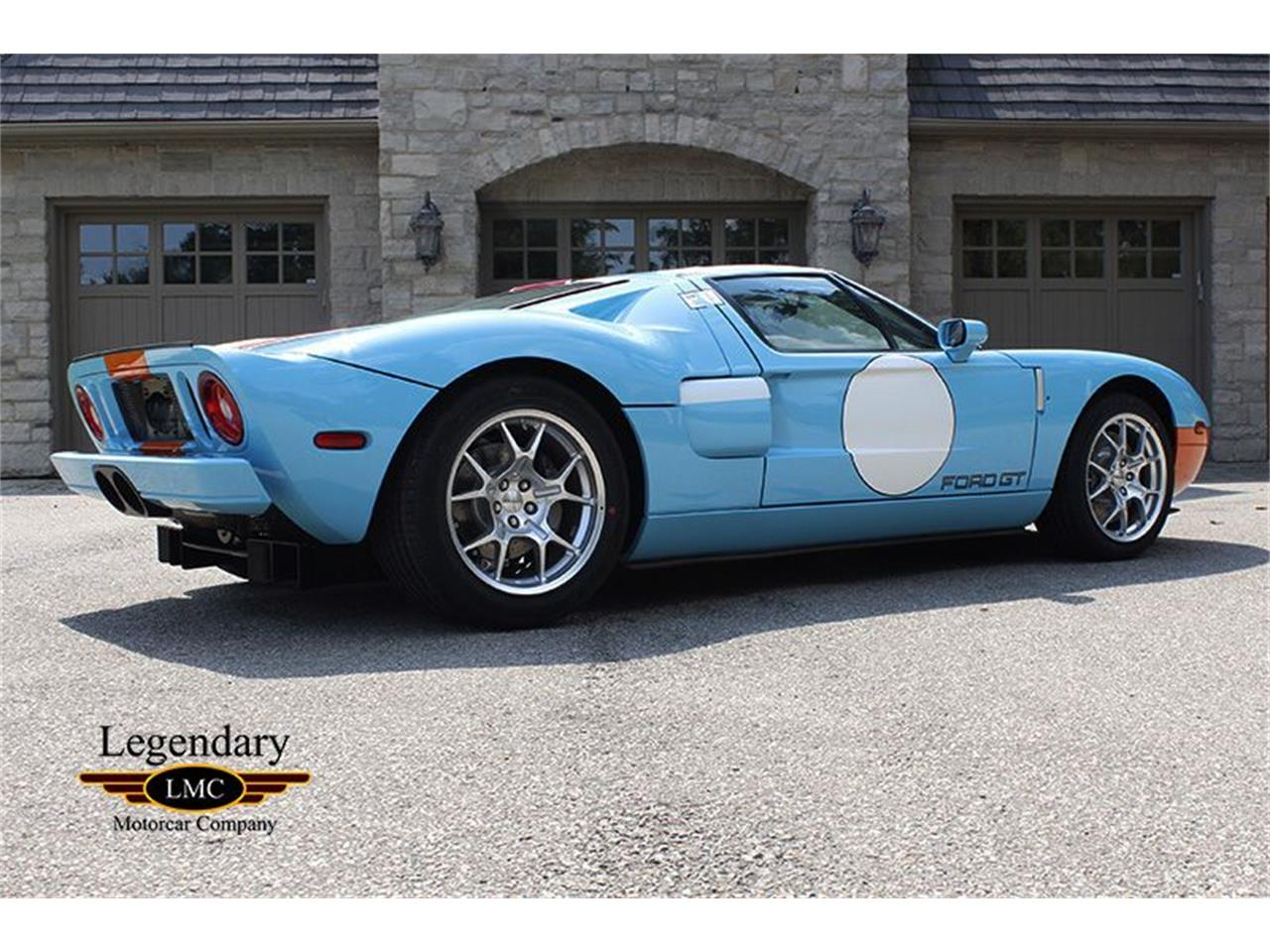 Large Picture of '06 Ford GT Auction Vehicle - LP03