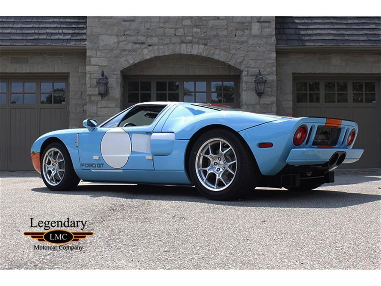 Large Picture of '06 Ford GT located in Halton Hills Ontario - LP03