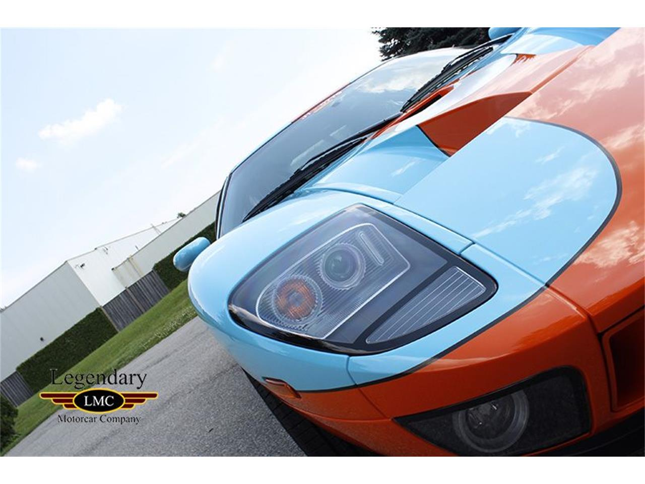 Large Picture of 2006 Ford GT located in Halton Hills Ontario Auction Vehicle - LP03