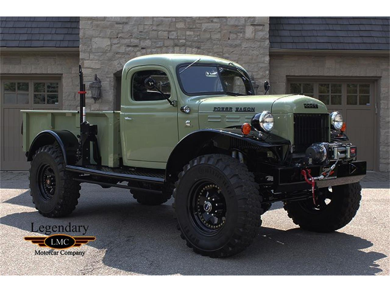 1943 Dodge Power Wagon For Sale Classiccars Com Cc 1012187
