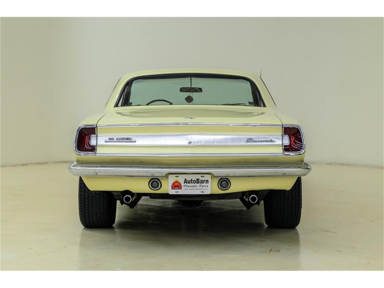 Large Picture of '67 Plymouth Barracuda located in North Carolina - $31,995.00 Offered by Autobarn Classic Cars - LP0Q