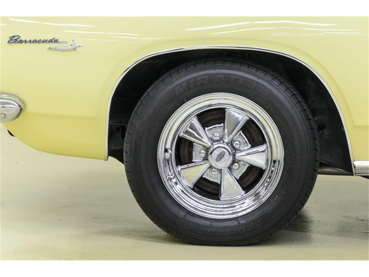 Large Picture of '67 Plymouth Barracuda located in Concord North Carolina Offered by Autobarn Classic Cars - LP0Q