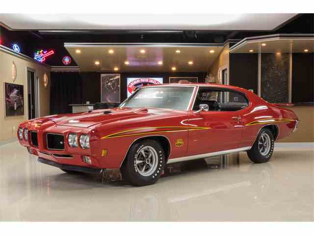 Picture of '70 GTO - LP2Q