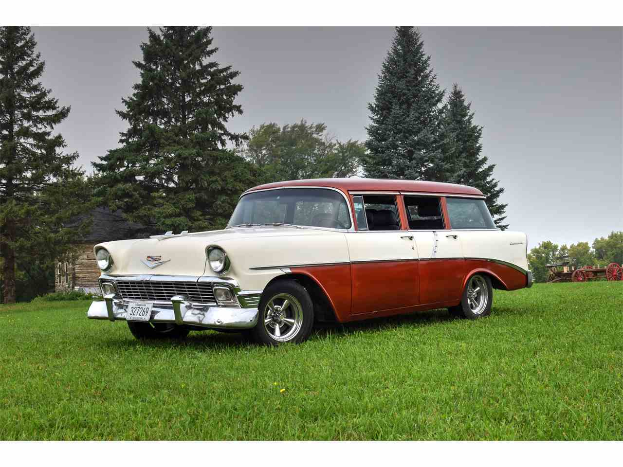 1956 Chevrolet Station Wagon for Sale | ClassicCars.com | CC-1012311