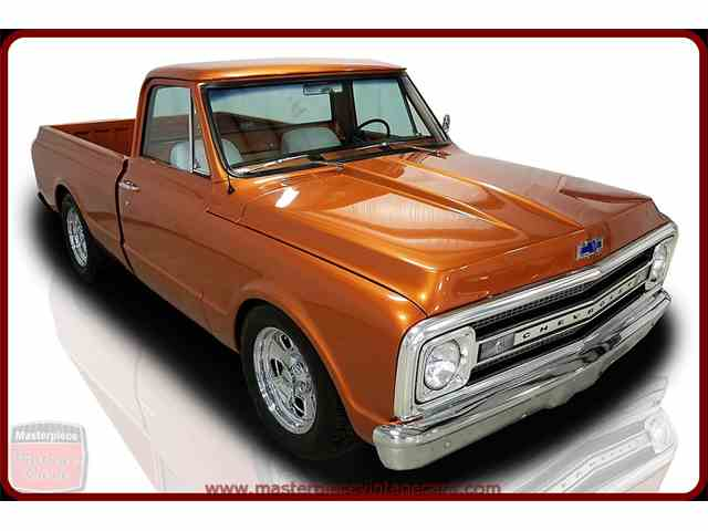 Picture of 1969 C/K 10 - $34,900.00 - LP3S