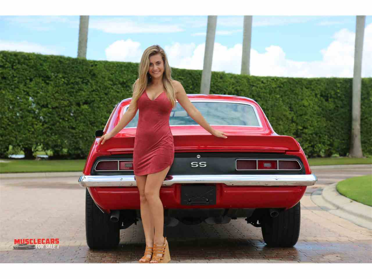 Chevy Fort Myers >> 1969 Chevrolet Camaro for Sale | ClassicCars.com | CC-1012319