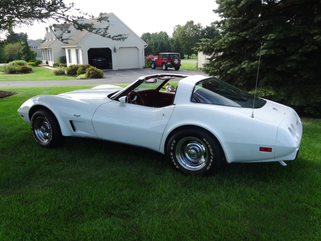 Large Picture of '78 Corvette - LP4T