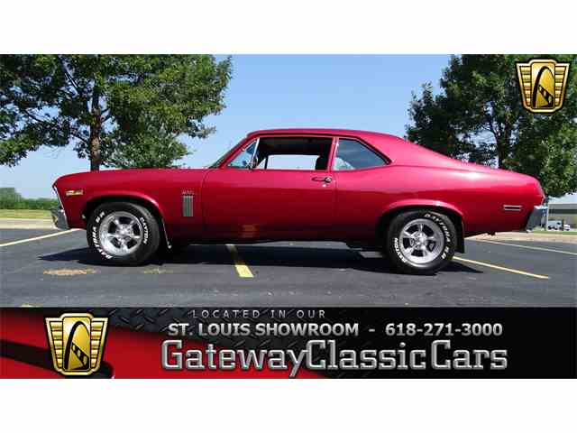 Picture of Classic '70 Chevrolet Nova Offered by Gateway Classic Cars - St. Louis - LP60