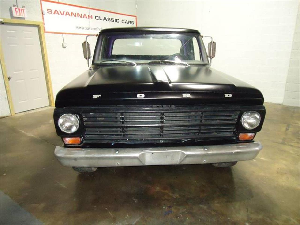 1968 Ford F100 For Sale Cc 1012427 1955 Paint Large Picture Of 68 Lp6z