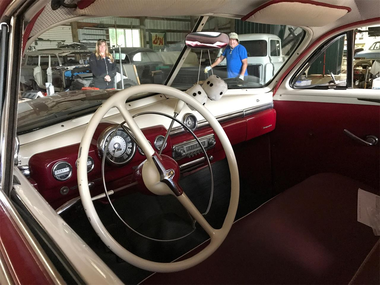 Large Picture of Classic 1949 Mercury 2-Dr Coupe - $27,500.00 - LP81