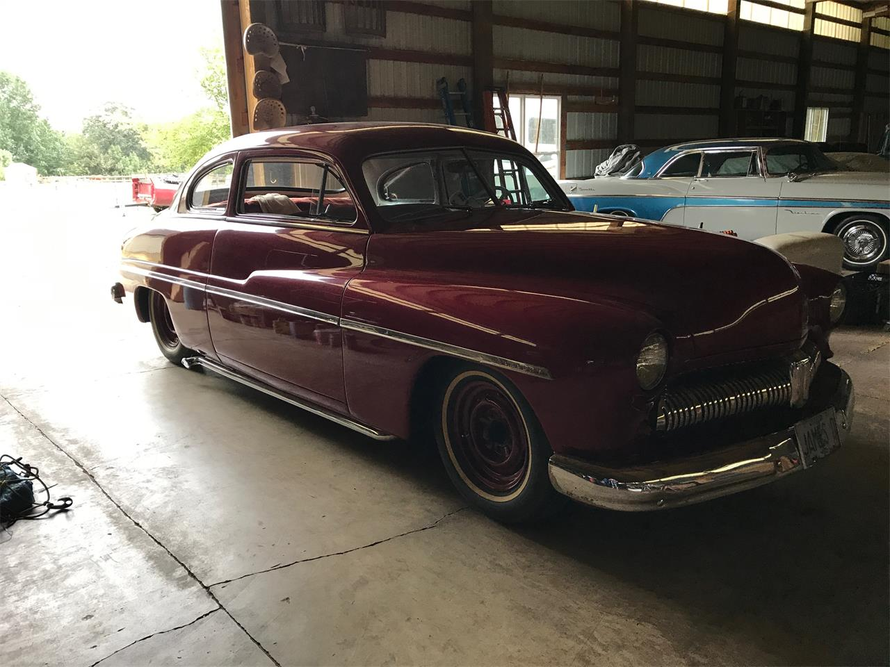 Large Picture of Classic '49 Mercury 2-Dr Coupe located in Hillsboro Oregon Offered by a Private Seller - LP81