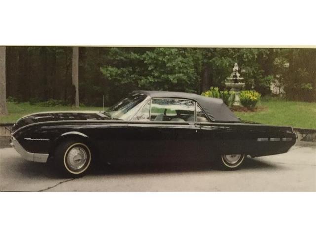 Picture of '62 Thunderbird - LP8K