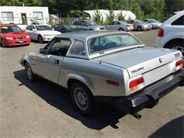 Picture of '81 TR7 - LP8M
