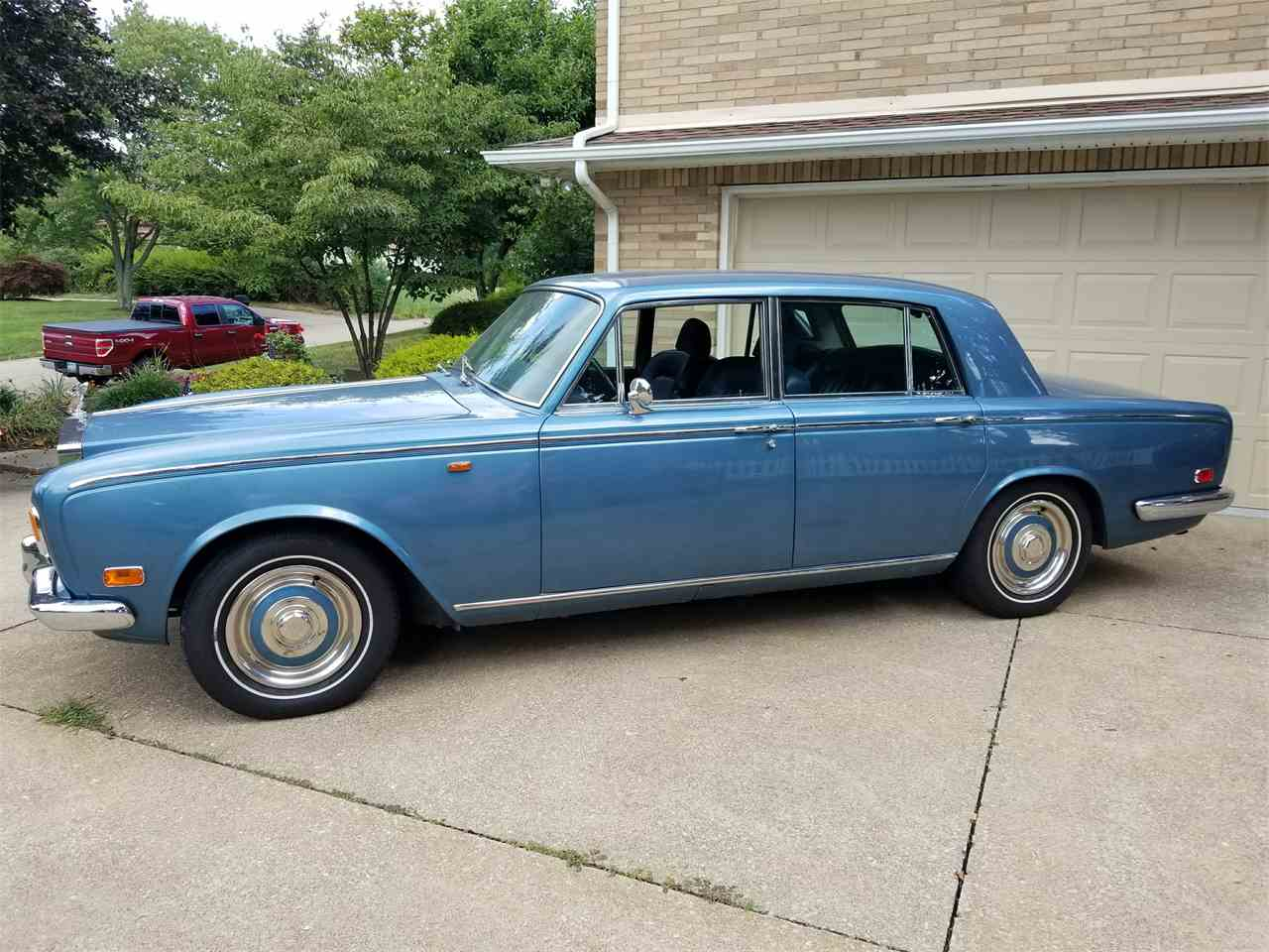 Large Picture of Classic '72 Rolls-Royce Silver Shadow Offered by a Private Seller - LNIH