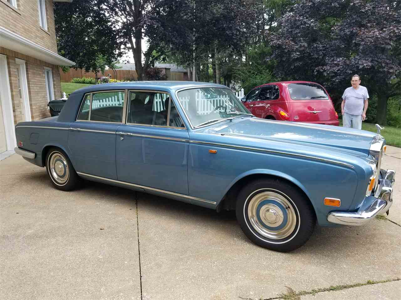 Large Picture of '72 Rolls-Royce Silver Shadow Offered by a Private Seller - LNIH