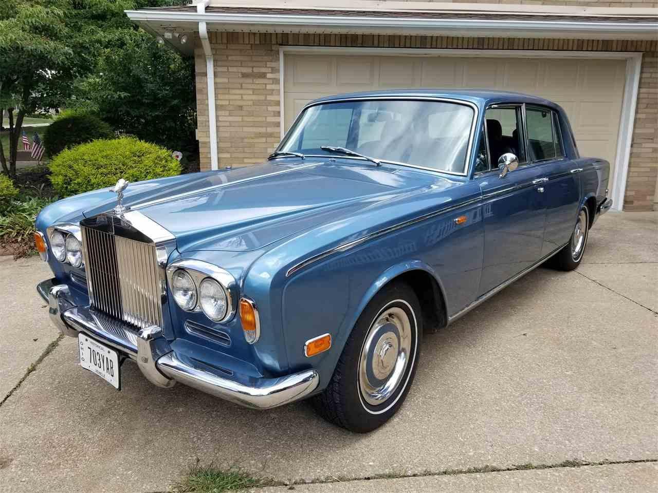 Large Picture of '72 Rolls-Royce Silver Shadow located in Canton Ohio - $32,000.00 - LNIH