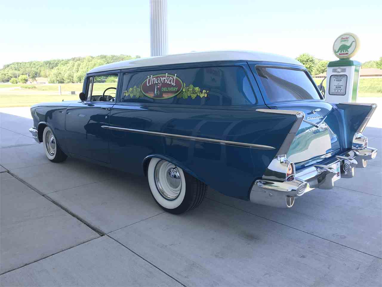 1957 Chevrolet Sedan Delivery for Sale | ClassicCars.com | CC-1012490