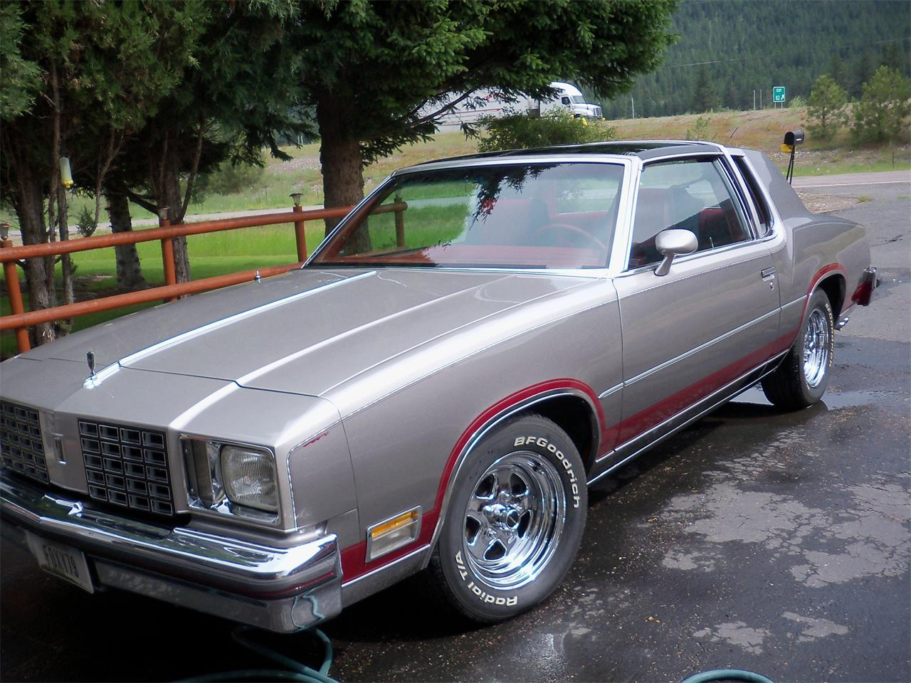 Large Picture Of 1979 Oldsmobile Cutlass Located In Montana