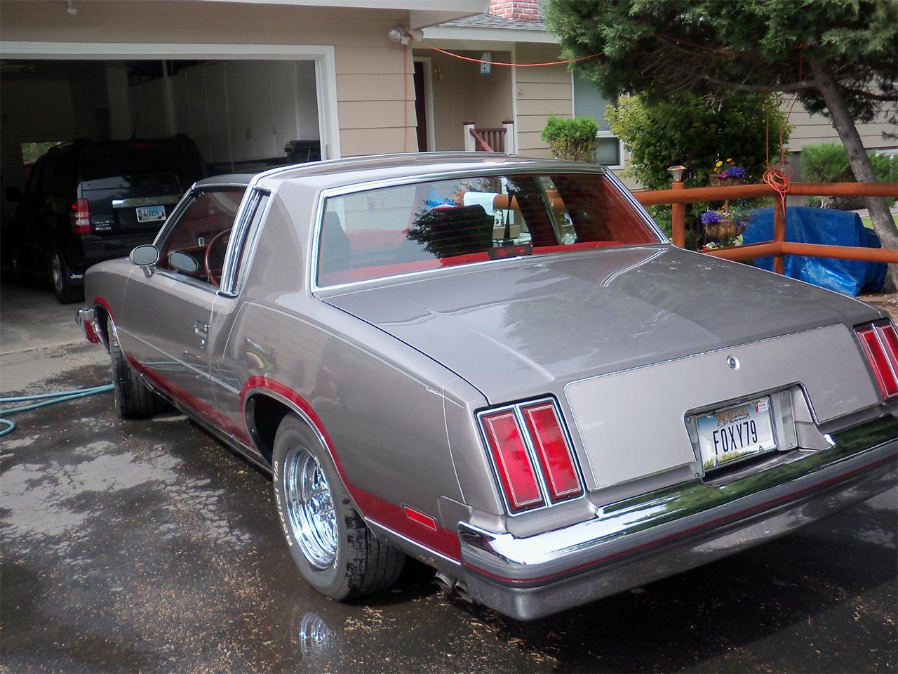 Large Picture of '79 Cutlass - LP93
