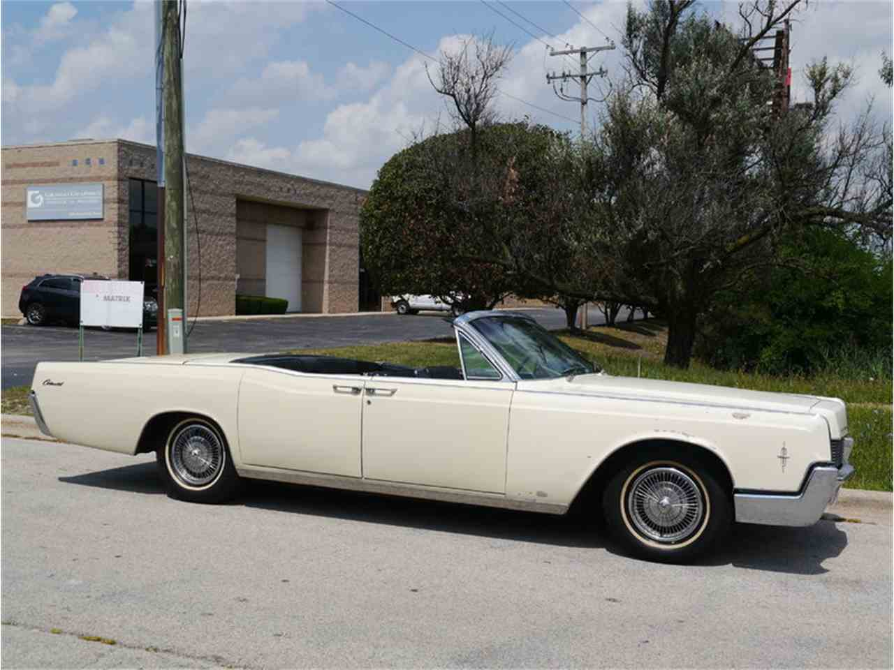 1966 Lincoln Continental for Sale   ClicCars.com   CC-1012635