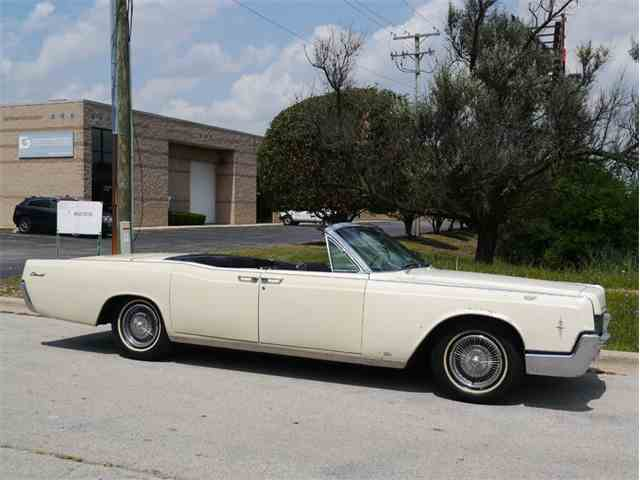 Picture of '66 Continental - LPCR