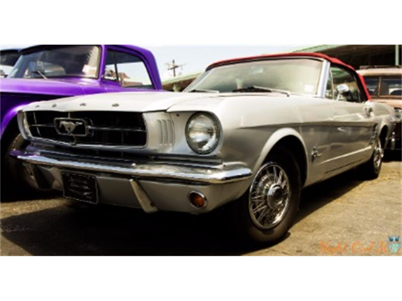 Large Picture of Classic '65 Ford Mustang Offered by Sobe Classics - LPD5