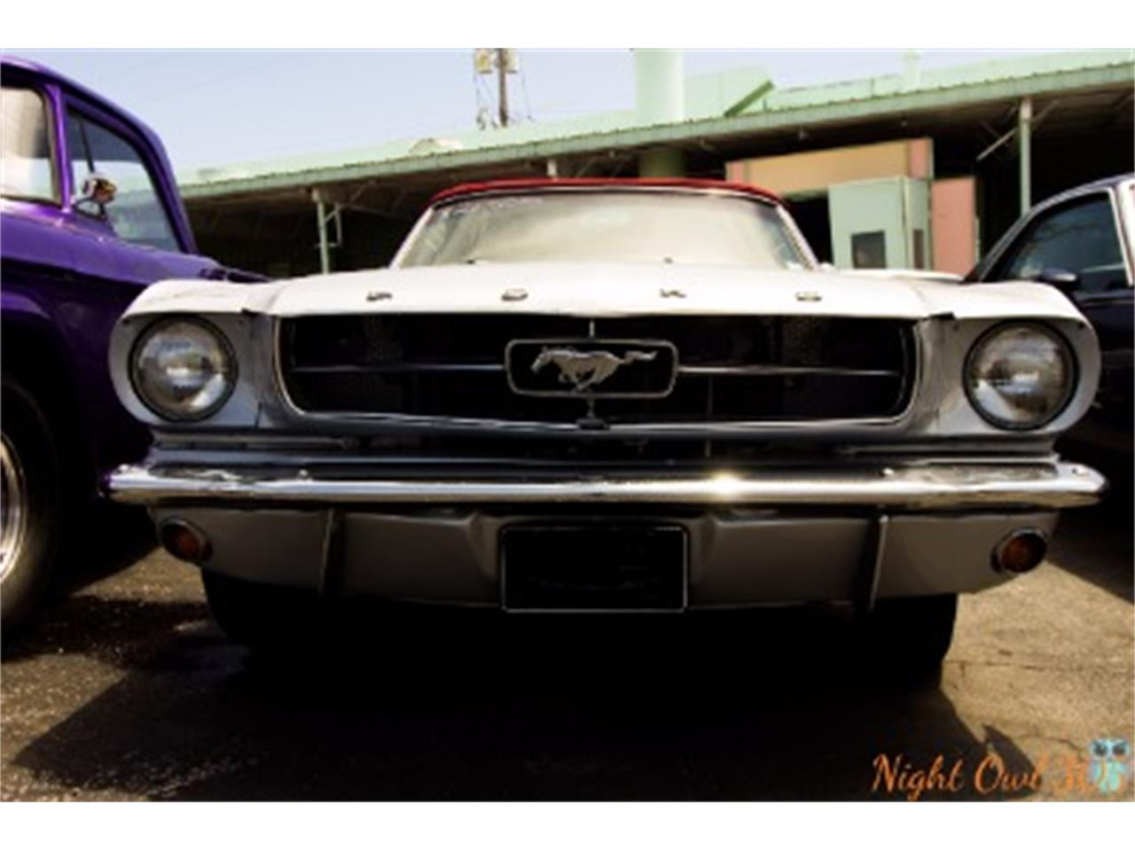 Large Picture of Classic 1965 Ford Mustang located in Florida - $26,500.00 - LPD5
