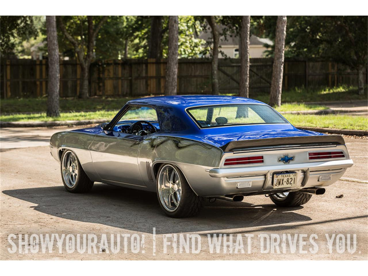 Large Picture of '69 Camaro - LPDM