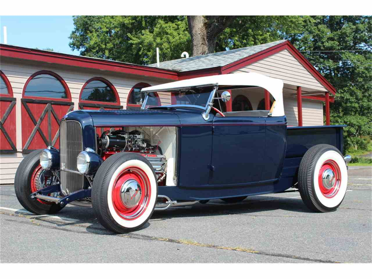 Large Picture of '32 Pickup - LPDX