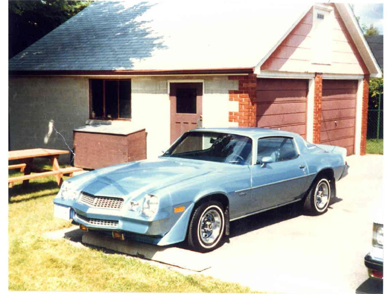 Large Picture of '81 Camaro - LPEJ