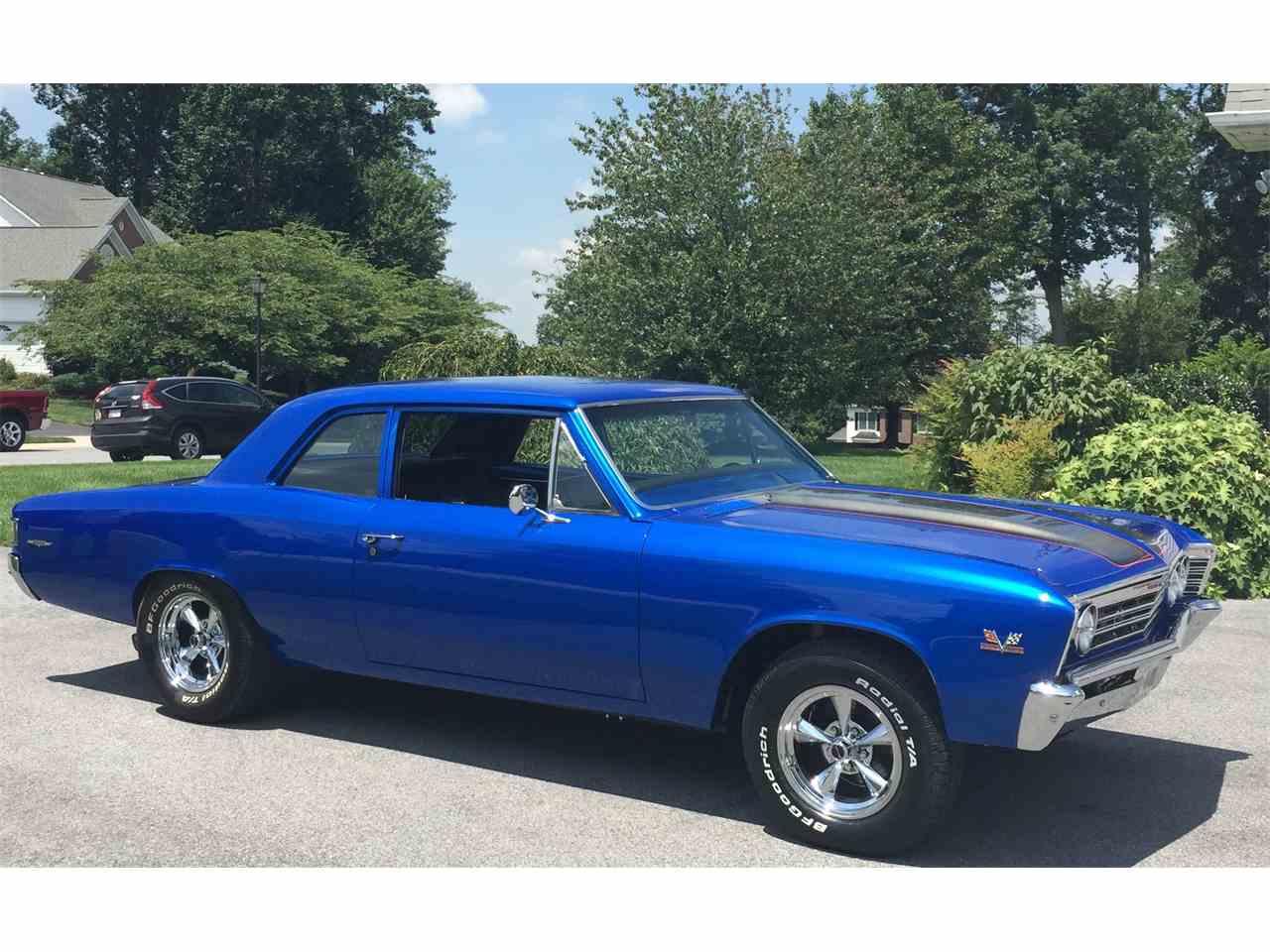 Chevrolet 2016 chevrolet chevelle : 1967 Chevrolet Chevelle for Sale   ClassicCars.com   CC-1012700