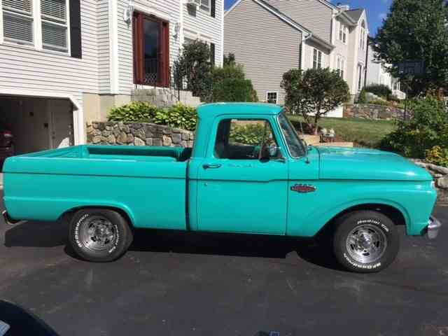 Picture of '66 F100 - LPEU