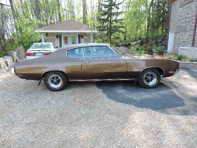 Picture of Classic 1970 Buick Skylark GS located in Oshkosh Wisconsin Offered by a Private Seller - LPFU