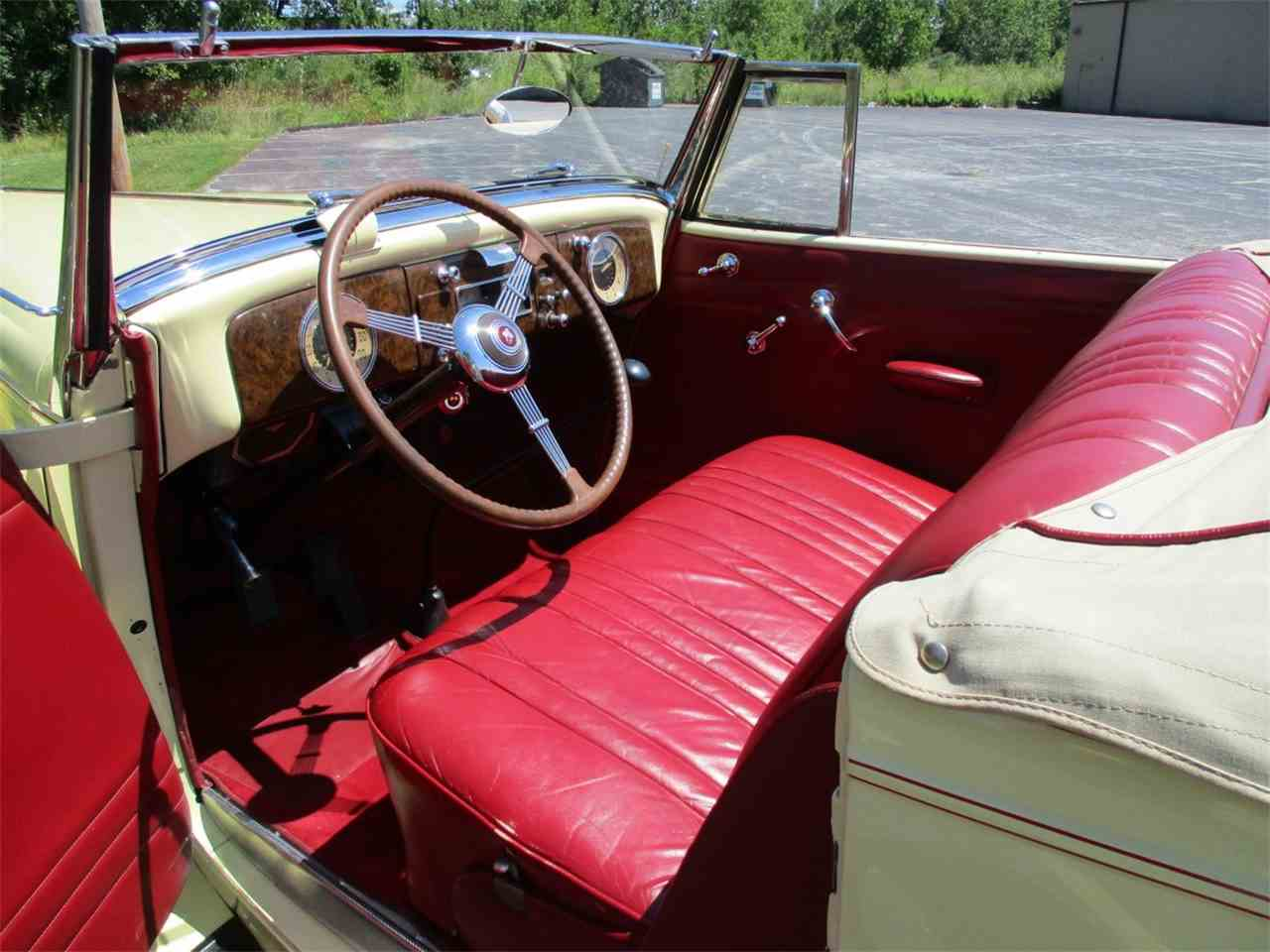 Large Picture of '37 115C Convertible Coupe - LPFW