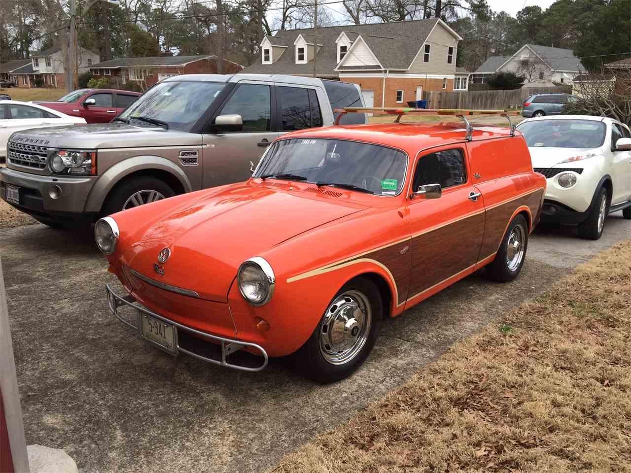 1969 Volkswagen Squareback For Sale Classiccars Com Cc