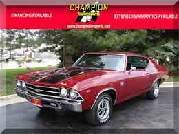 Picture of Classic 1969 Chevelle located in Crestwood Illinois - $32,995.00 - LPGH