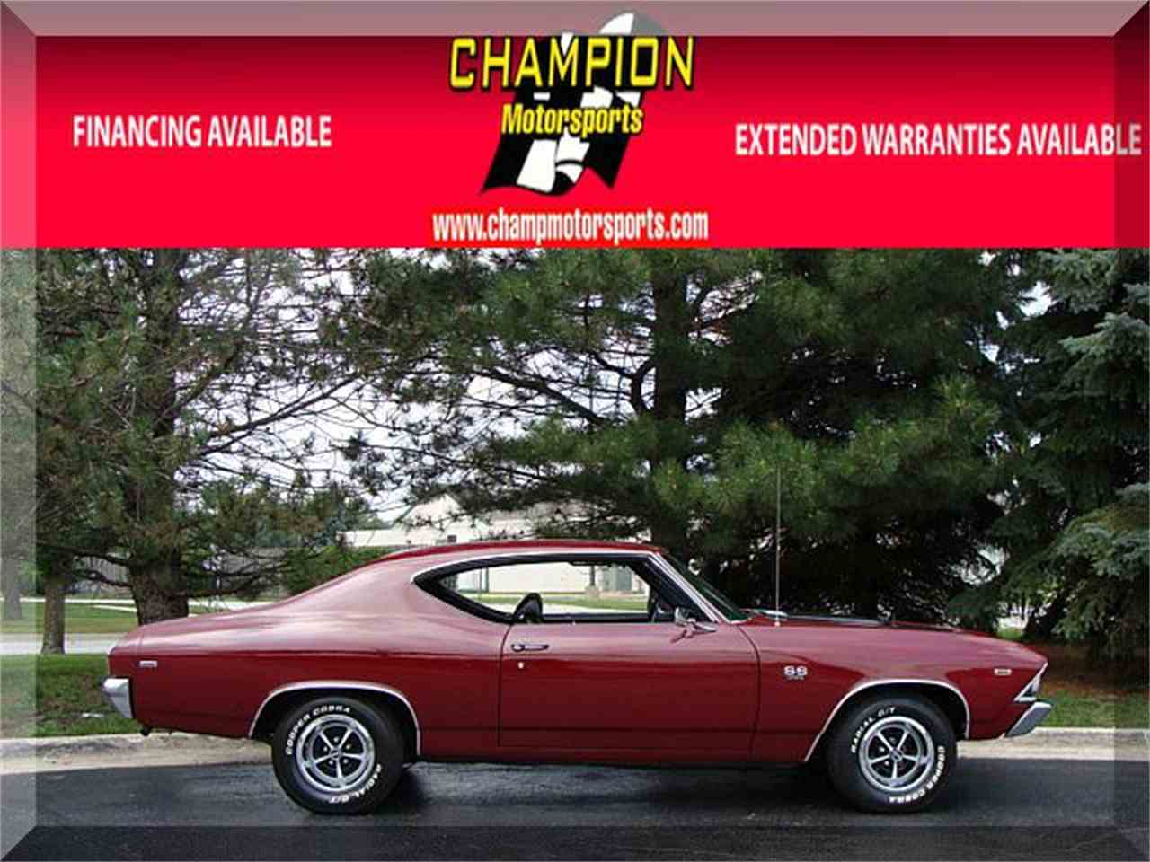 Large Picture of Classic 1969 Chevelle - LPGH
