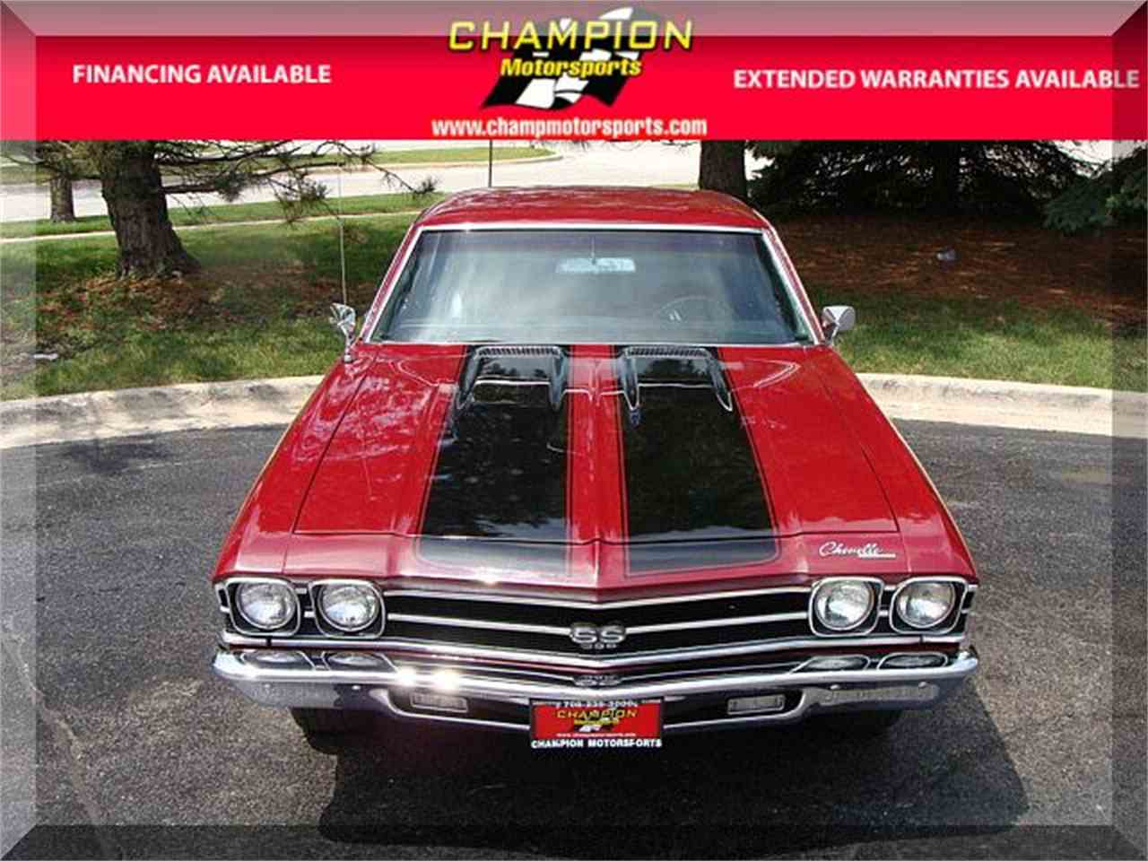Large Picture of Classic '69 Chevrolet Chevelle located in Crestwood Illinois - $32,995.00 Offered by Champion Motorsports - LPGH