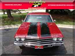 Picture of Classic '69 Chevrolet Chevelle located in Crestwood Illinois - $32,995.00 - LPGH