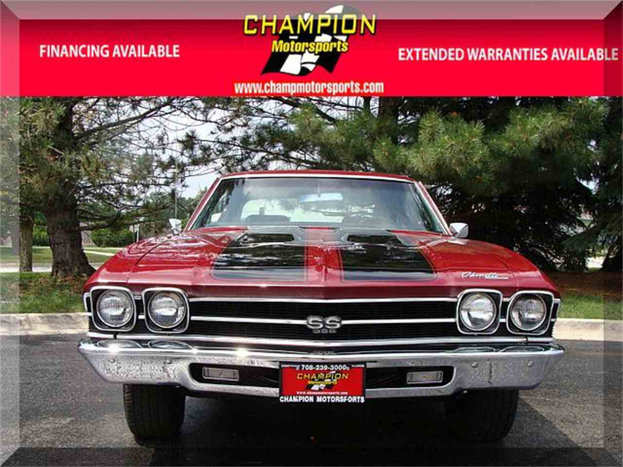Large Picture of '69 Chevrolet Chevelle - $32,995.00 - LPGH