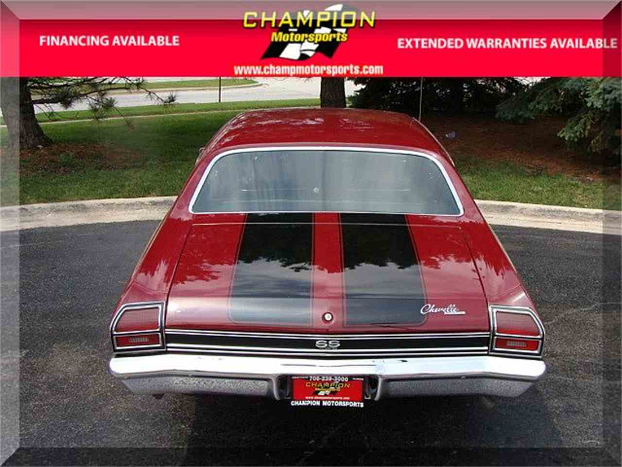 Large Picture of Classic '69 Chevrolet Chevelle located in Illinois - $32,995.00 - LPGH