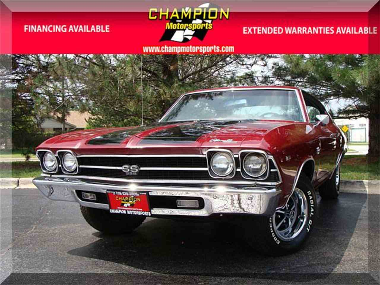 Large Picture of 1969 Chevrolet Chevelle - $32,995.00 - LPGH